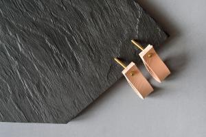 Korek, skóra, kamień - nowe materiały w produkcji mebli