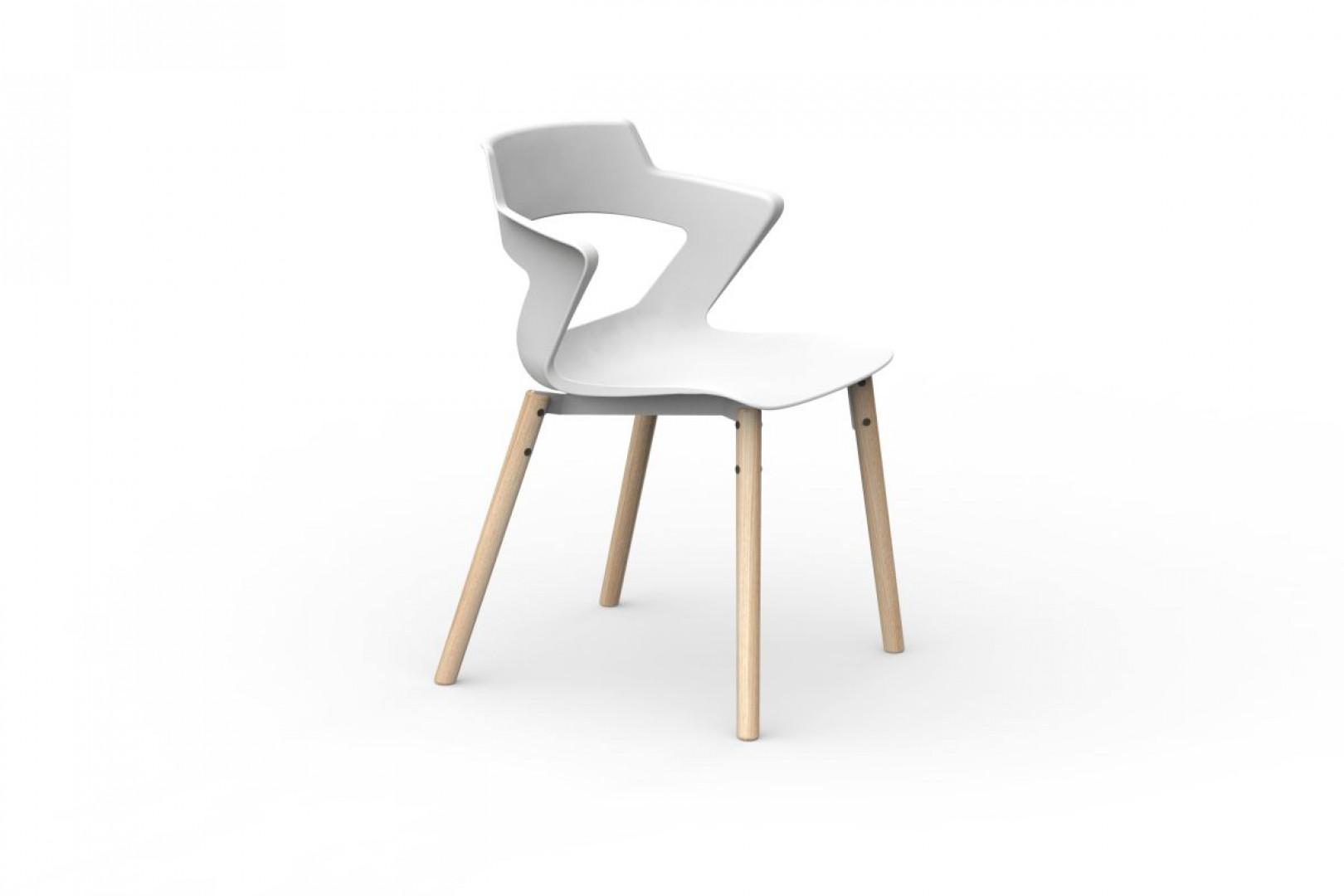 Krzesło z kolekcji Sky line (Bejot) - model SKW 720. Projekt: Lucidi Pevere. Fot. Bejot