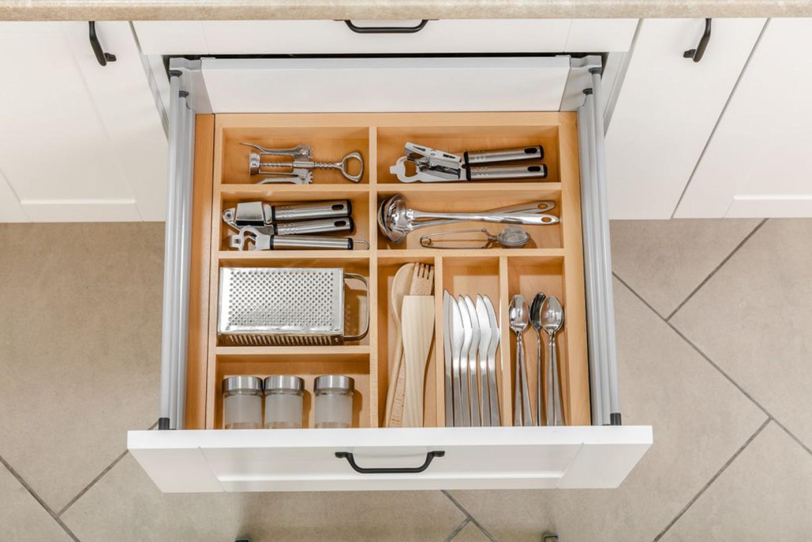 Wkład do szuflad Wood in Set firmy GTV. Fot. GTV