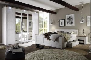 15 praktycznych łóżek z pojemnikiem na pościel