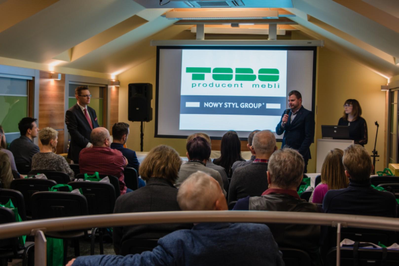 Firma Tobo zorganizowała szkolenie dla architektów. Fot. Tobo