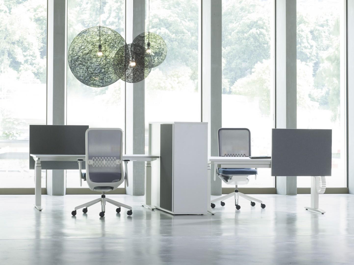 Rodzina foteli i krzeseł SitagTeam marki Sitag (Grupa Nowy Styl). Fot. Sitag/Grupa Nowy Styl