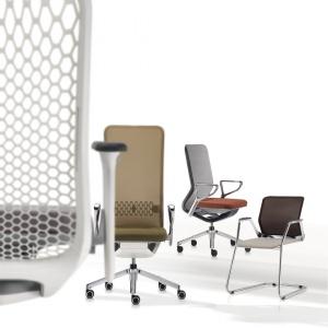 Rodzina foteli i krzeseł