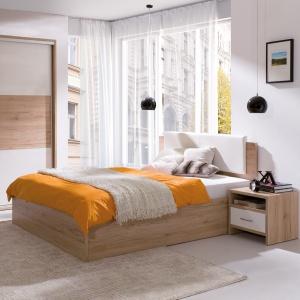 Pola to kolekcja minimalistycznych mebli do sypialni. Fot. Wajnert