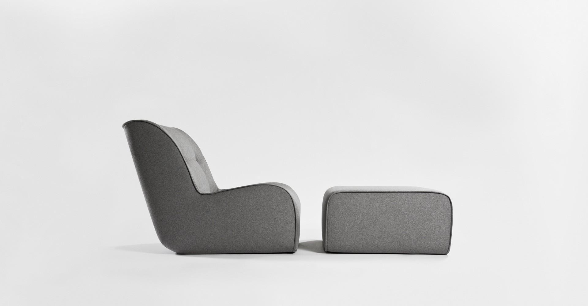 """Fotel """"Zulu"""" zaprojektowany dla firmy Comforty (2011). Fot. Comforty/Ernest Wińczyk"""
