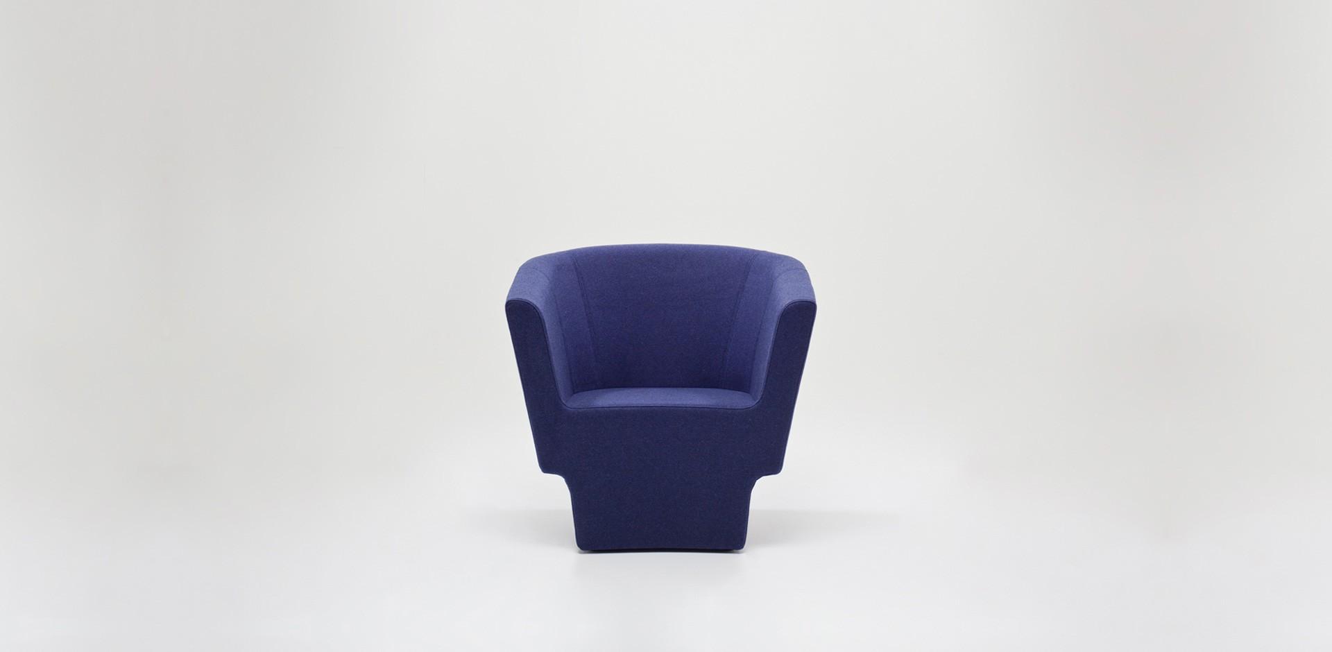 """Fotel """"Czesław"""" zaprojektowany dla firmy Comforty (2011). Fot. Comforty/Ernest Wińczyk"""