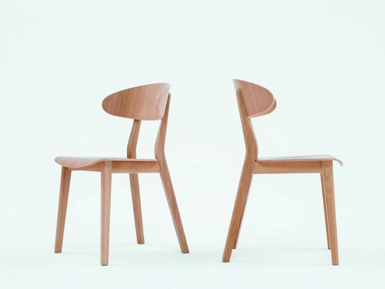 "Kolekcja krzeseł ""Lof"" (Paged). Fot. Paged/Ernest Wińczyk"