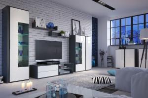 Modułowe meble do pokojów dziennych