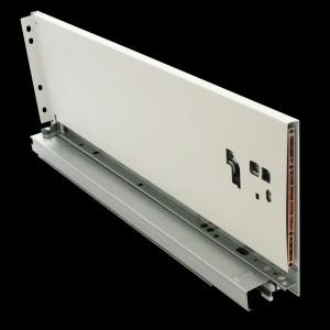 """System do zabudowy szuflad """"SB10 Slim Box"""". Fot. Amix"""