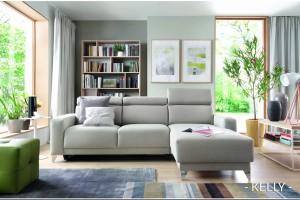 Sofa w salonie. 10 pięknych modeli z funkcją relaksu