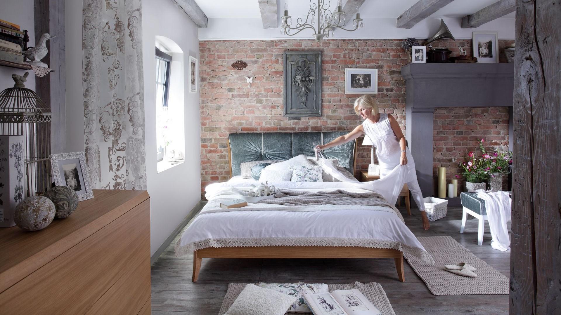 """Meble do sypialni z kolekcji """"Dream Natur"""" firmy Swarzędz Home. Fot. Swarzędz Home"""