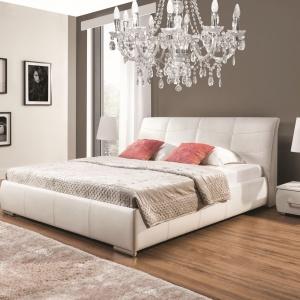 Łóżko Apollo marki New Elegance. Fot. New Elegance