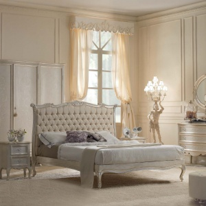 Sypialnia marki Andrea Fanfani