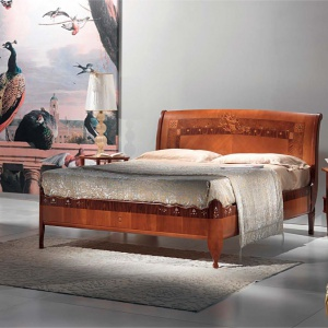Łóżko Cornucopia marki Carpanelli