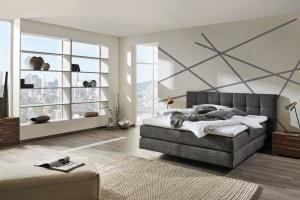 20 wyjątkowych łóżek z tapicerowanym wezgłowiem