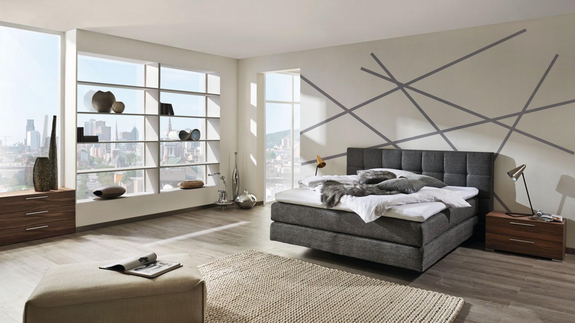 Zobacz 20 pięknych łóżek tapicerowanych w całości!