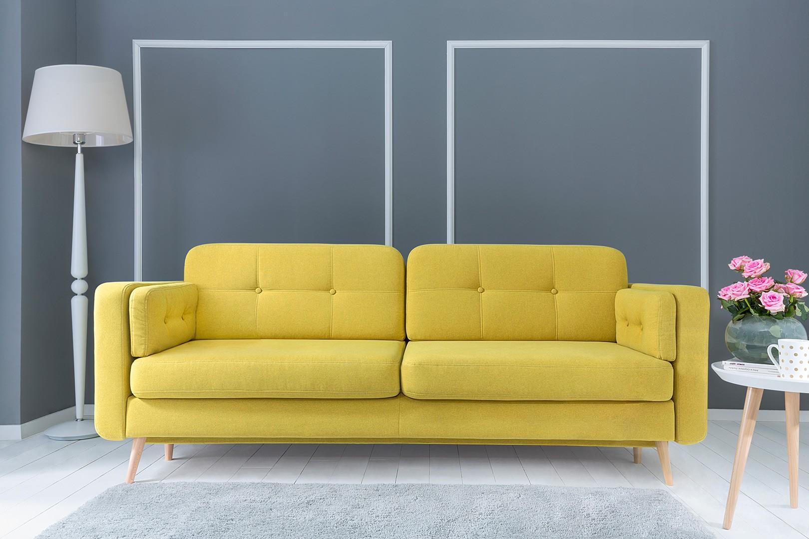 Sofa Cornet firmy Black Red White. Fot. Black Red White