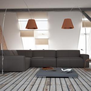 Contenza to model o prostej formie, acz wyrazistej formie. Fot. Adriana Furniture