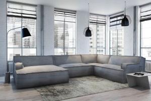 Modułowe meble wypoczynkowe - dostępne rozwiązania