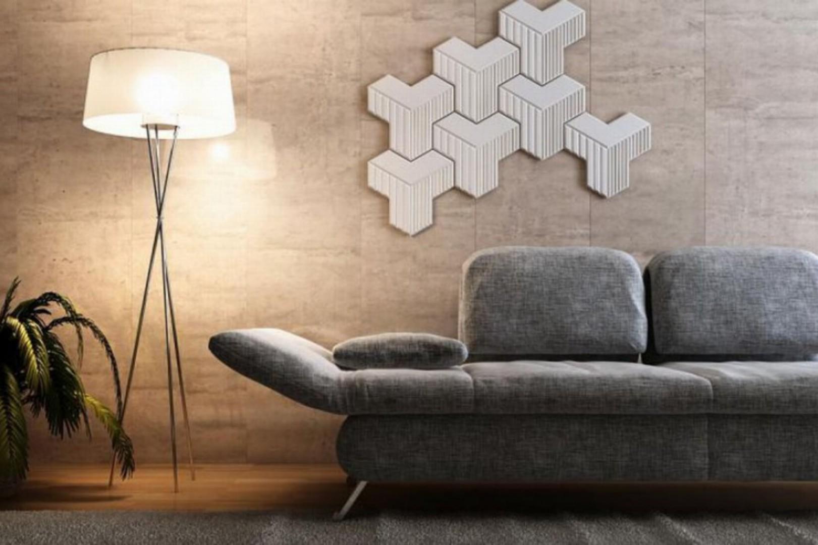 Panele dekoracyjne z oferty firmy Proform. Fot. Proform
