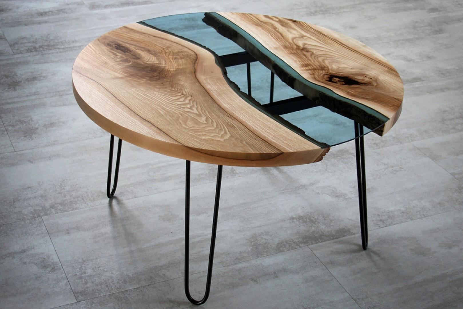 Stół marki Malita Just Wood. Fot. Malita Just Wood