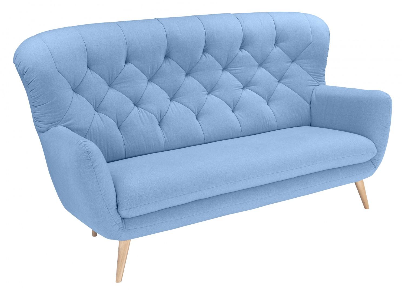 Wybieramy Meble Sofa W Salonie Modne Modele W Niebieskim