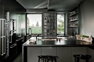 Matowe wykończenia mebli kuchennych - nowy trend