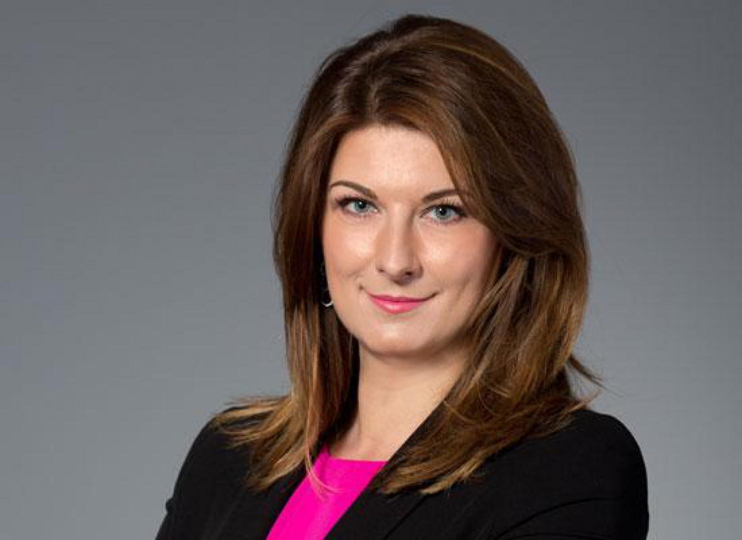 Karolina Manikowska, Dyrektor Działu Badań i Konsultingu Przestrzeni Pracy w Grupie Nowy Styl