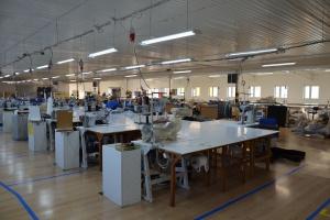 Firma Libro zakończyła rozbudowę szwalni