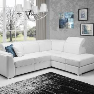Biel i delikatna szarość podkreślają romantyczny klimat pomieszczenia. Fot. New Elegance