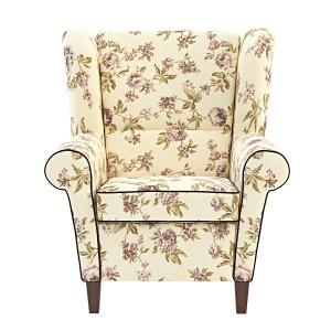 Fotel Lord nawiązuje do klasycznego stylu staroangielskiego. Fot. Salony Agata