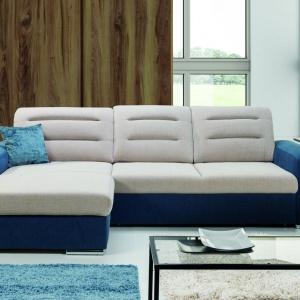 Sofa Play w dwóch kolorach. Fot. Stagra