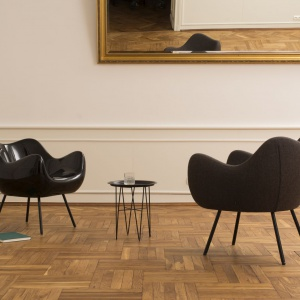 Fotele RM 58 w wersji classic i soft. Fot. Everspace
