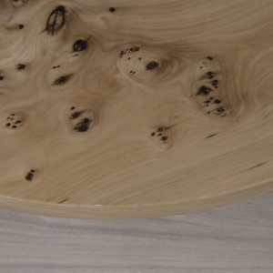 Stolik z żywicą, Malita Just Wood