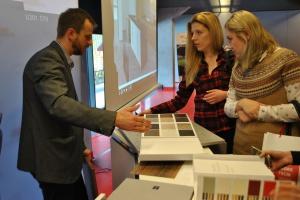 Center-Mebel zorganizował spotkania dla projektantów i stolarzy