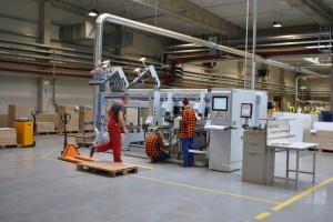 Powstała nowa fabryka produkująca meble łazienkowe