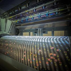 Interprint jako pierwszy producent na świecie zastosował technologię druku cyfrowego na skalę przemysłową. Fot. Interprint
