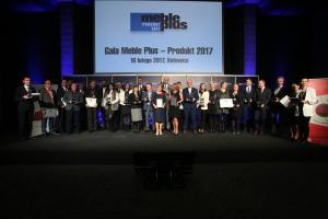 Nagrody Mebli Plus 2017 wręczone - zobacz fotorelację!