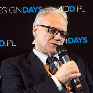Panel dyskusyjny na Forum Branży Meblowej - Piotr Domański. Fot. PTWP
