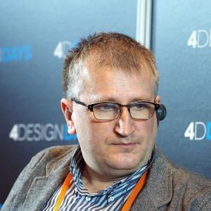 Panel dyskusyjny na Forum Branży Meblowej - Dariusz Domagała. Fot. PTWP
