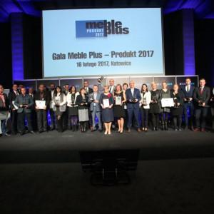 Laureaci Meble Plus Produkt Roku 2017. Fot. PTWP