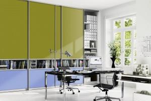 Systemy do przechowywania w biurach i mieszkaniach