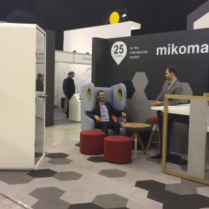 Mikomax Smart Office na 4 Design Days