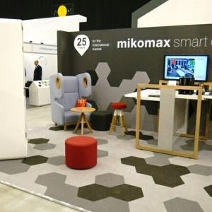 Stoisko Mikomax Smart Office na