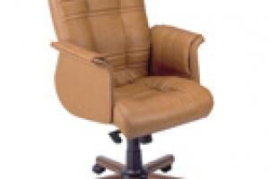 "Fotel ""Ambasador"" - komfort siedzenia"