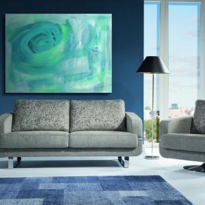 Dwuosobowa sofa