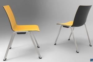 Kolekcja krzeseł wielofunkcyjnych