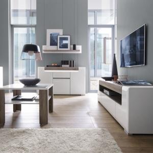 Kolekcja Toronto rozjaśni wnętrze, sprawiając, że będzie również eleganckie. Fot. Meble Wójcik