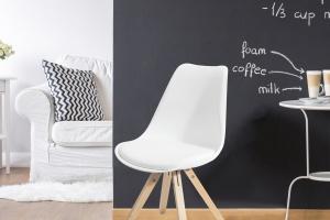 Krzesło do nowoczesnych salonów