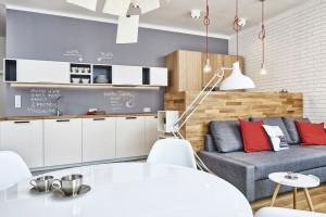 Kuchnia otwarta na salon. 10 inspiracji na stylowe wnętrze